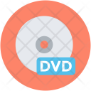 Dvd Cd Compact Icon
