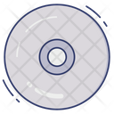 Dvd Cd Bluray Icon