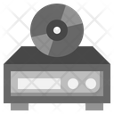 Dvd Cd Drive Technology Icon