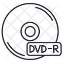 Dvd Disk Download Icon