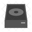 Dvd Rom Storage Icon