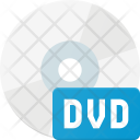 Dvd Compact Storage Icon