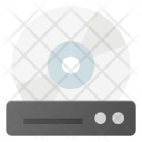 Dvd Disc Player Icon