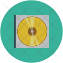 Dvd Cd Pack Icon