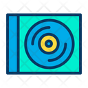 Cd Box Cd Case Cd Icon