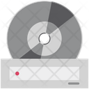 Dvd Player Tape Cd Icon