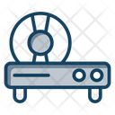 Cd Rom Dvd Player Disk Rom Icon