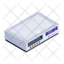 Dvd Player Cd Rom Disk Rom Icon