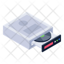 Cd Player Dvd Player Disc Player Icon