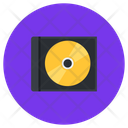 Dvd Rom Dvd Player Cd Rom Icon