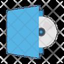 Dvdrom Cd Disc Icon