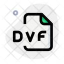 Dvf File Icon