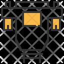 Dvi Cable Connector Icon