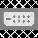 Dvi Socket Dvi Socket Icon