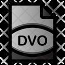 Dvo File Icon