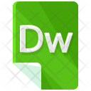 Dw format Icon