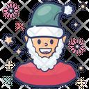 Dwarf Gnome Mythology Icon