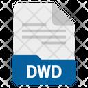 Dwd File Icon