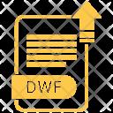 Dwf File Format Icon