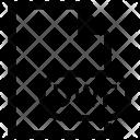Dwf File Document Icon