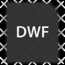 Dwf File Extension Icon