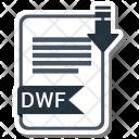 Dwf File Icon