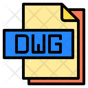 Dwg File File Type Icon