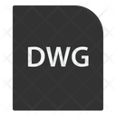 Dwg File Extension Icon