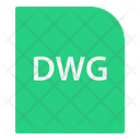 Dwg Extension File Icon