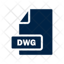 Dwg File Format Icon