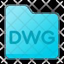 DWG Folder Icon