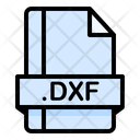 Dxf File File Extension Icon