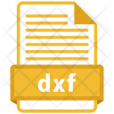 Dxf File Formats Icon