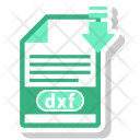 Dxf File Format Icon