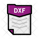 File Dxf Document Icon