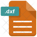 Dxf File Icon