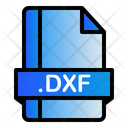 Dxf Extension File Icon