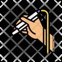 Dye Laser Color Icon