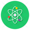 Dynamic Orbit Science Symbol Icon