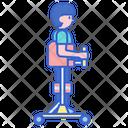 Dynamic Parapodium Icon