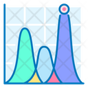 Dynamics Statistics Graph Icon