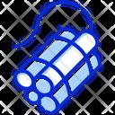 Dynamite Bomb Timer Icon