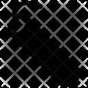 Dynamite Stick Plastic Icon