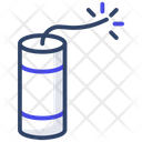 Dynamite Bomb Firework Icon