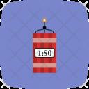 Dynamite Bomb Time Icon