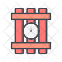 Bomb Dynamite Explode Icon