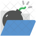 Dynamite Folder Bomb Icon