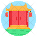 Ming Tomb Dynasty Tomb Tomb Building Icon