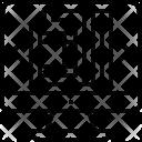 E Tax Etax Icon