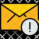 E Mail Alram Icon